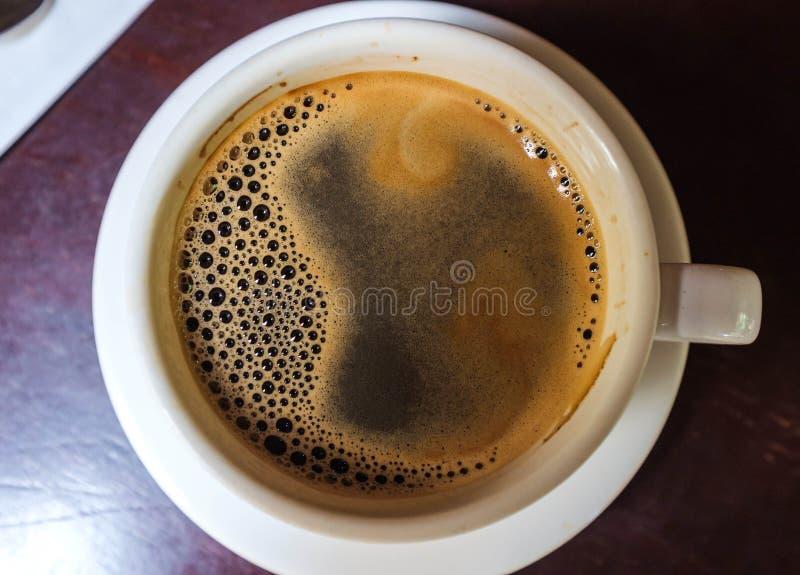 咖啡馆文化 免版税库存照片