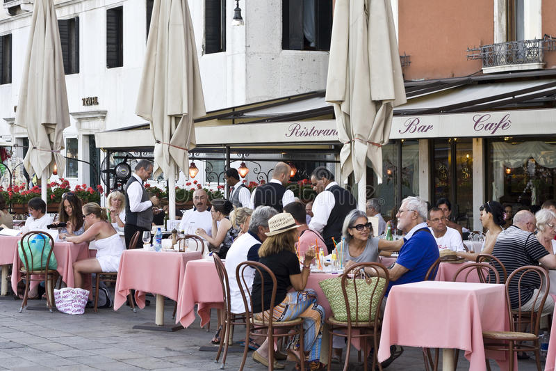 咖啡馆 免版税图库摄影