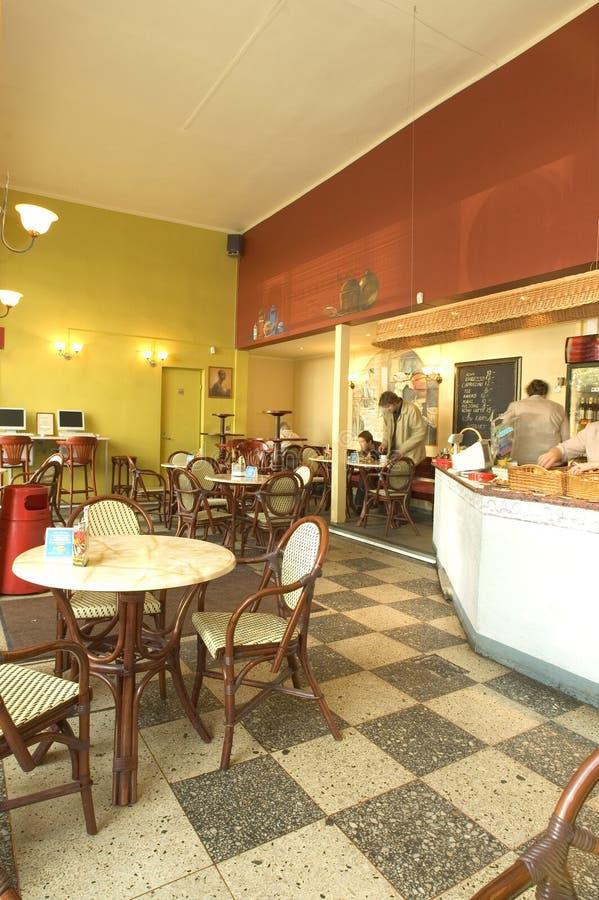 咖啡馆 库存图片