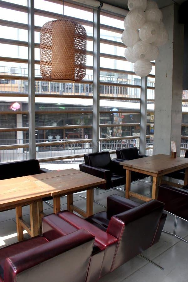 咖啡馆 图库摄影