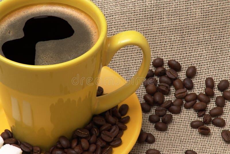 咖啡cup8 JPG 免版税图库摄影