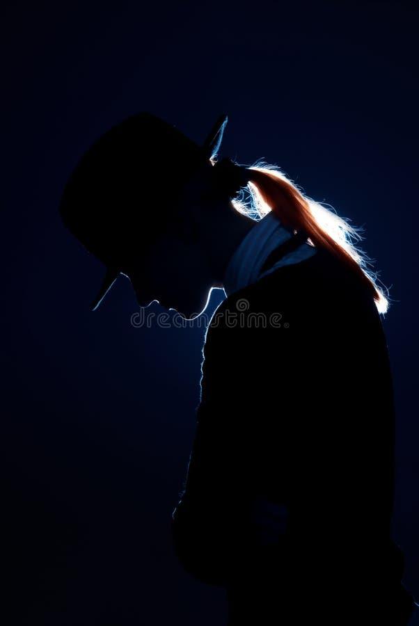Download 哀伤的淫荡 库存照片. 图片 包括有 浓度, 概念性, 忧郁, 女性, 盖帽, 情感, 感觉, 魅力, 凝思 - 3670818