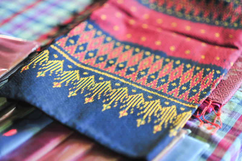 织品和纤维如此做的丝绸布料由蠕虫物质设计 库存照片