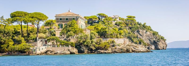 品柱Castello,厄尔巴岛,托斯卡纳意大利 库存照片