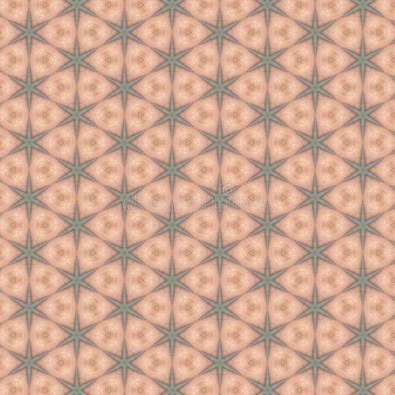 织品样式设计 向量例证