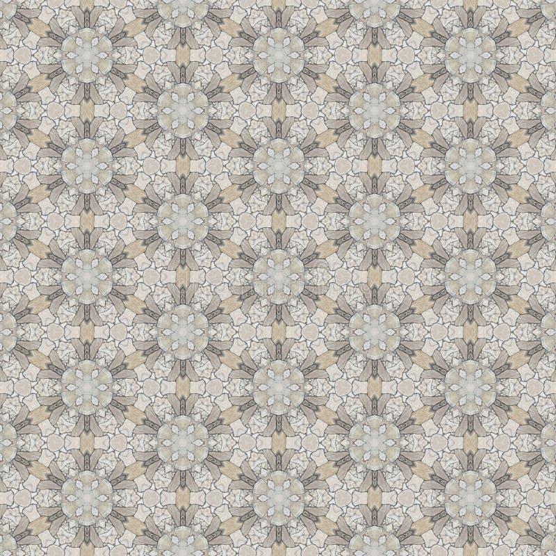 织品样式设计 库存例证