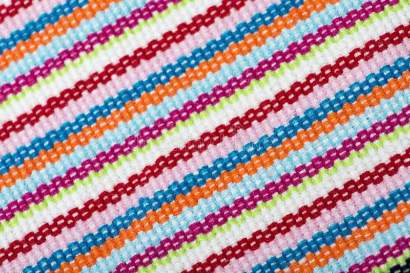 织品纹理背景 库存照片