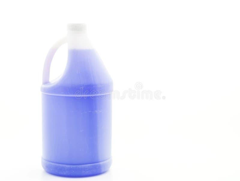 织品软化剂加仑 图库摄影