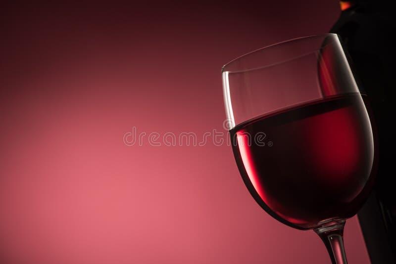 品酒和庆祝 库存照片