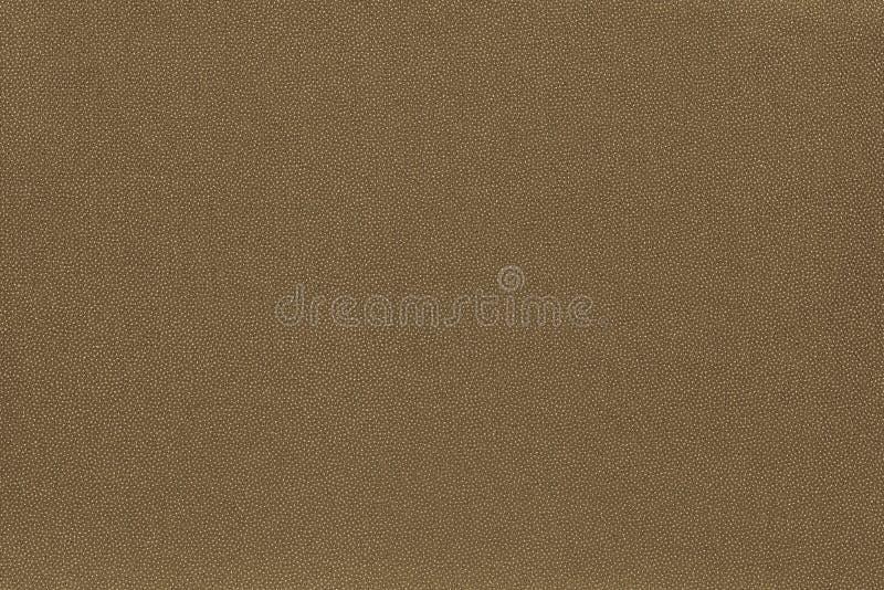 织品黑暗的卡其色的颜色纹理和背景  图库摄影
