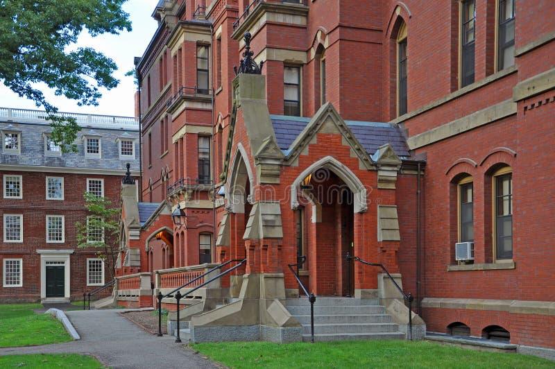 哈佛大学,波士顿,美国 库存照片