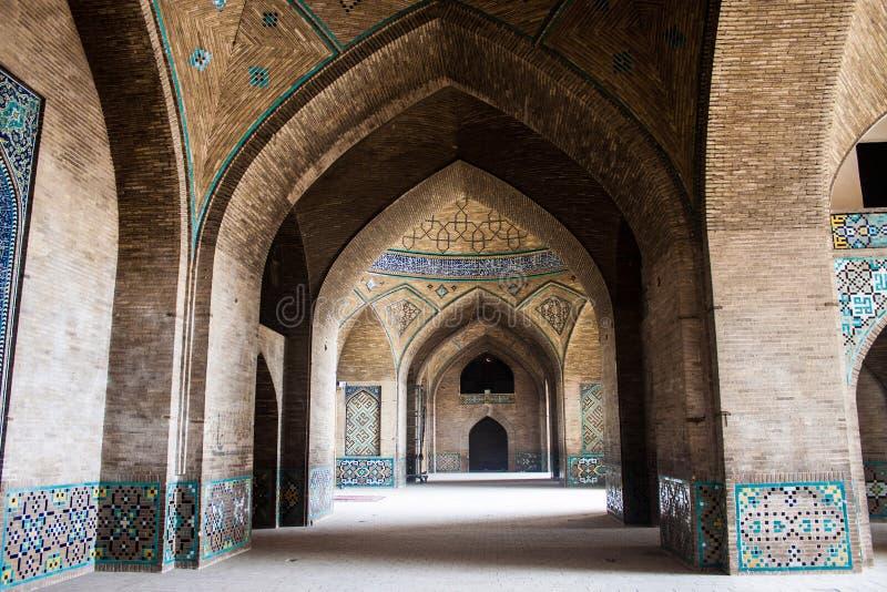 哈基姆清真寺 库存照片