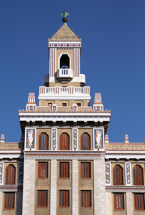 哈瓦那,古巴 库存图片