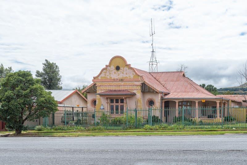 哈里斯米特的历史建筑 免版税库存图片