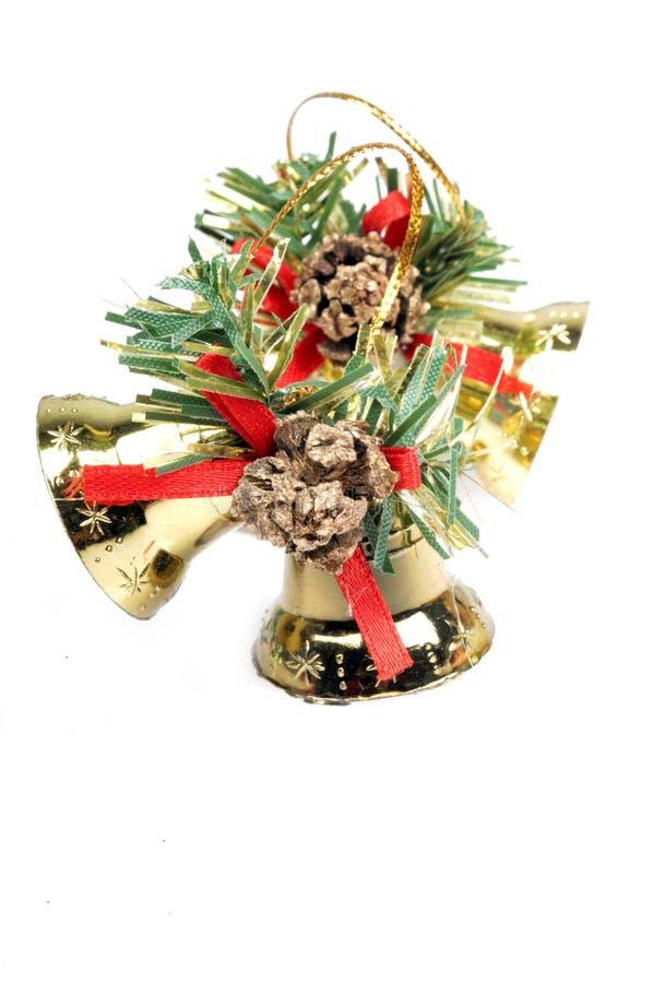 响铃圣诞节 免版税库存照片