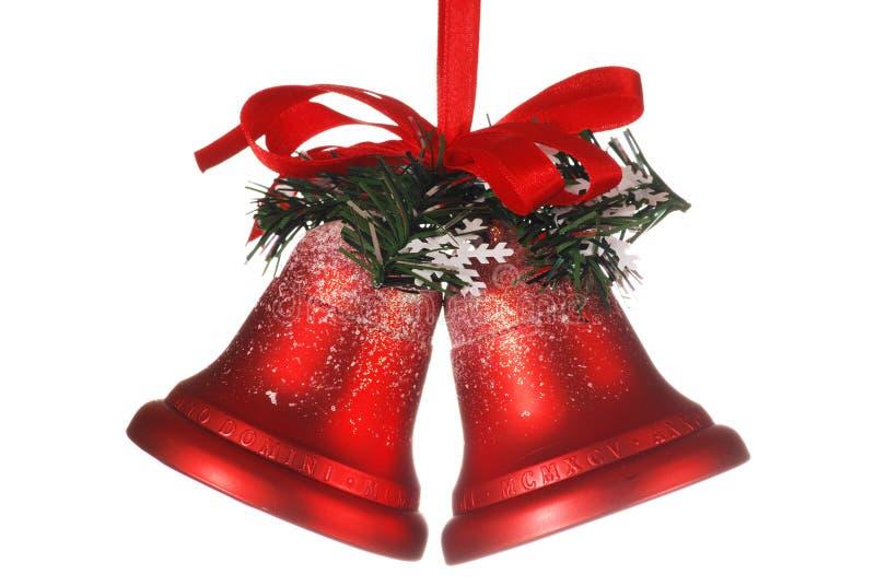 响铃圣诞节 免版税库存图片