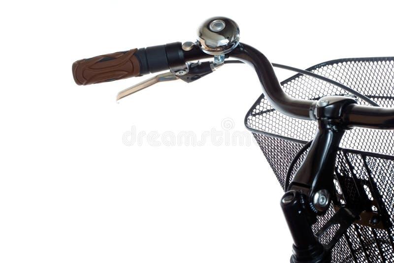响铃自行车城市把手环形 图库摄影