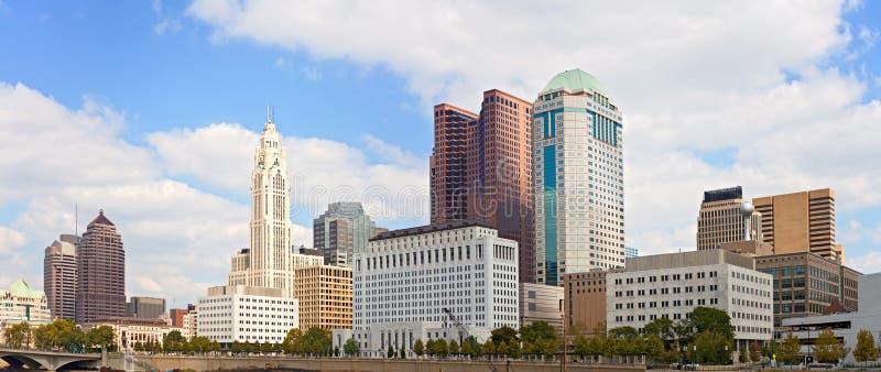 哥伦布俄亥俄,美国 免版税库存照片