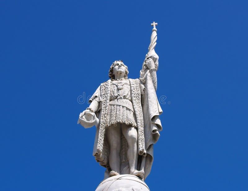哥伦布 免版税图库摄影