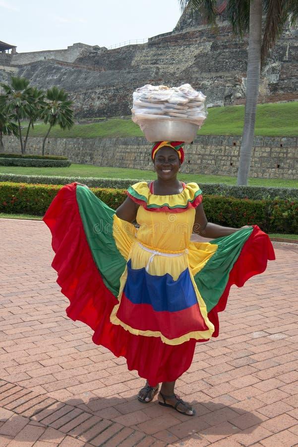 哥伦比亚旅行,哥伦比亚的人民,文化,传统 免版税图库摄影
