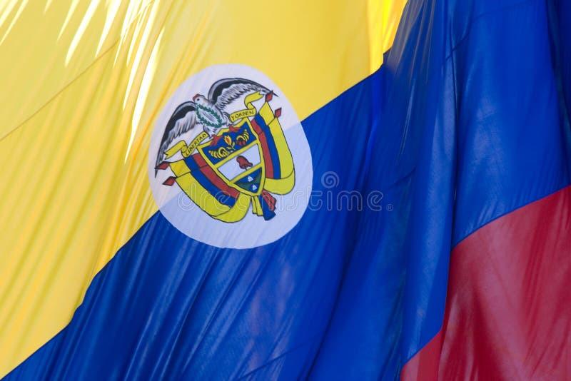 哥伦比亚标志 图库摄影