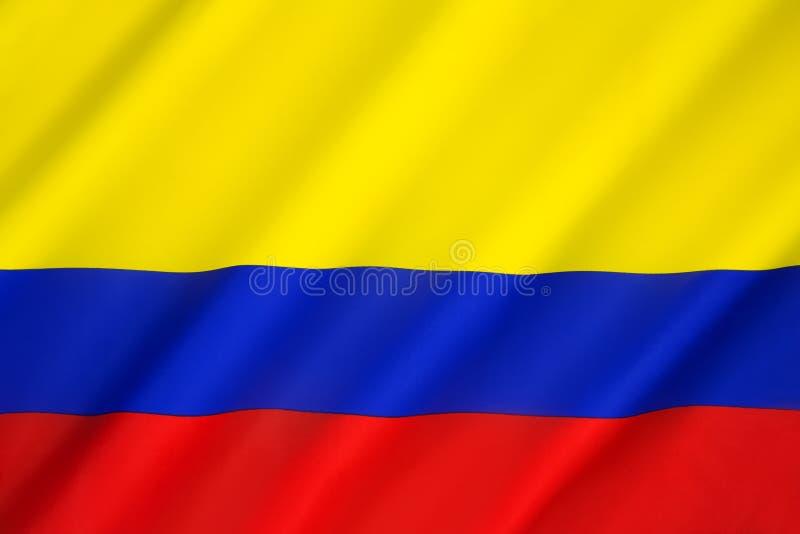 哥伦比亚标志 库存图片