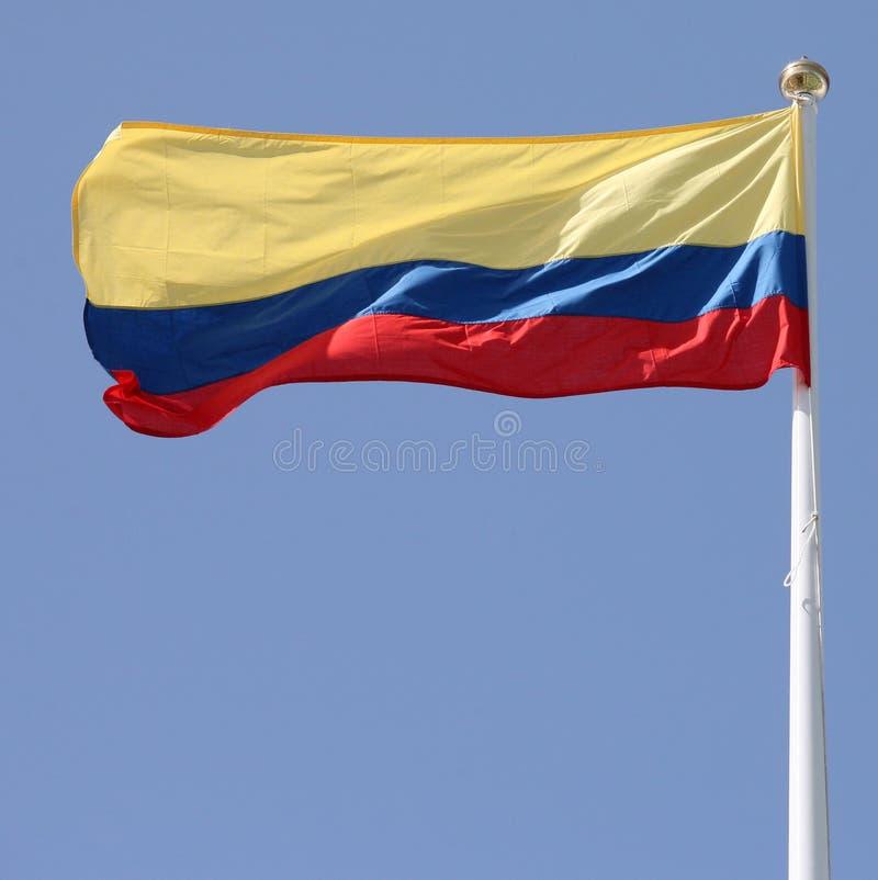 哥伦比亚的标志 库存图片