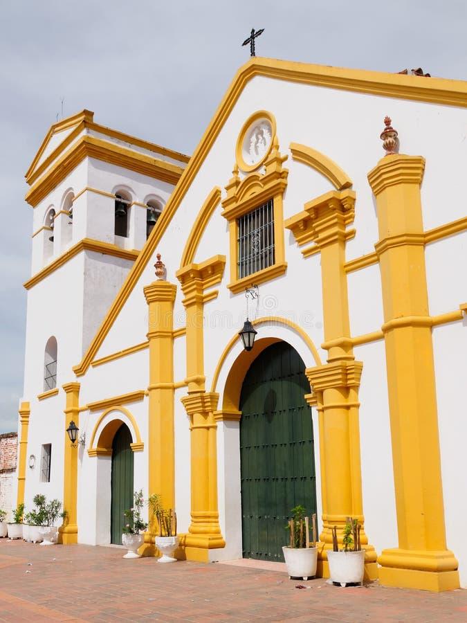 哥伦比亚, Mompos 免版税图库摄影