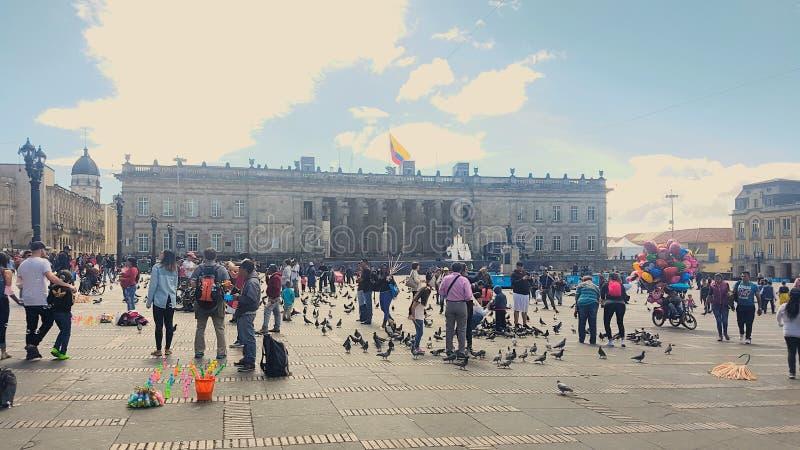 哥伦比亚 免版税库存照片