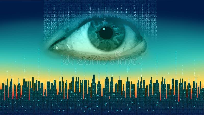 哥哥-概念电子全看见的眼睛,全球性监视技术. 布琼布拉, 智能.
