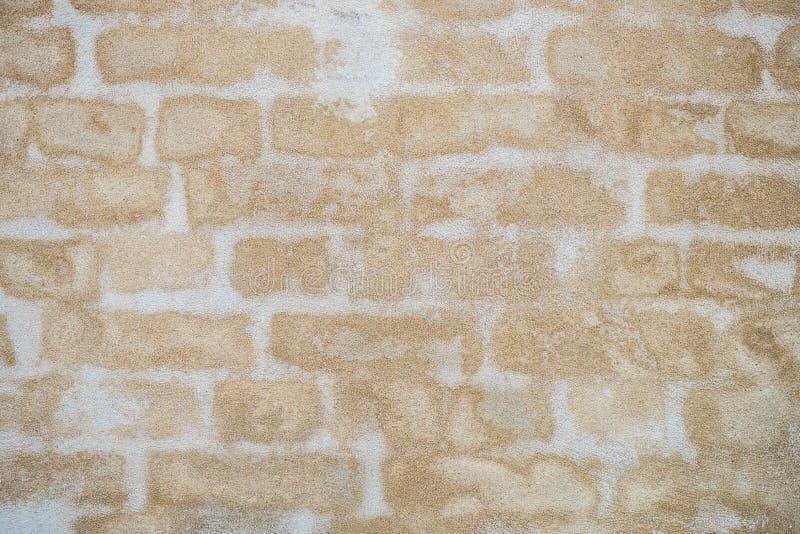 哥本哈根丹麦砖墙 免版税库存图片