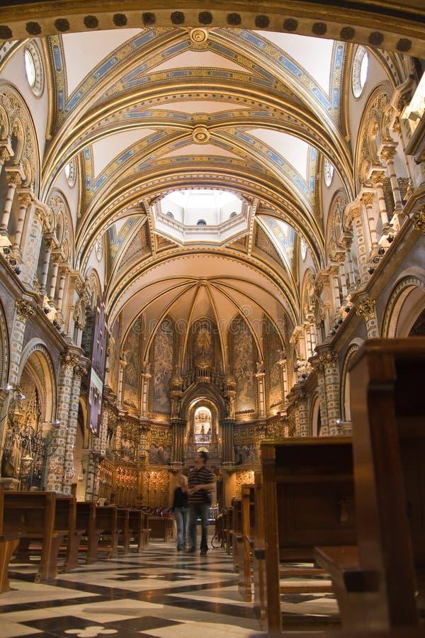 哥特式的教会 图库摄影