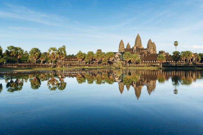 吴哥窟,柬埔寨 免版税库存照片