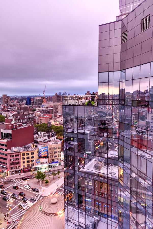 唐人街-纽约 库存照片
