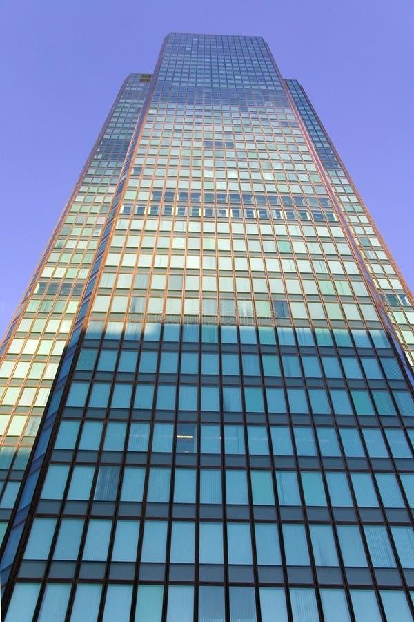 唯一摩天大楼 图库摄影