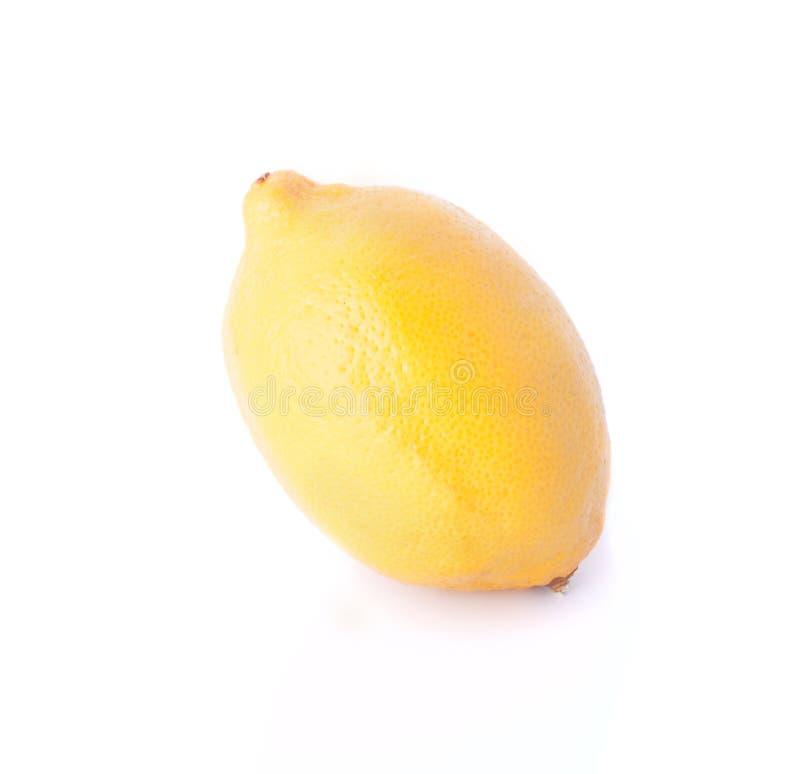 唯一的柠檬 免版税库存照片