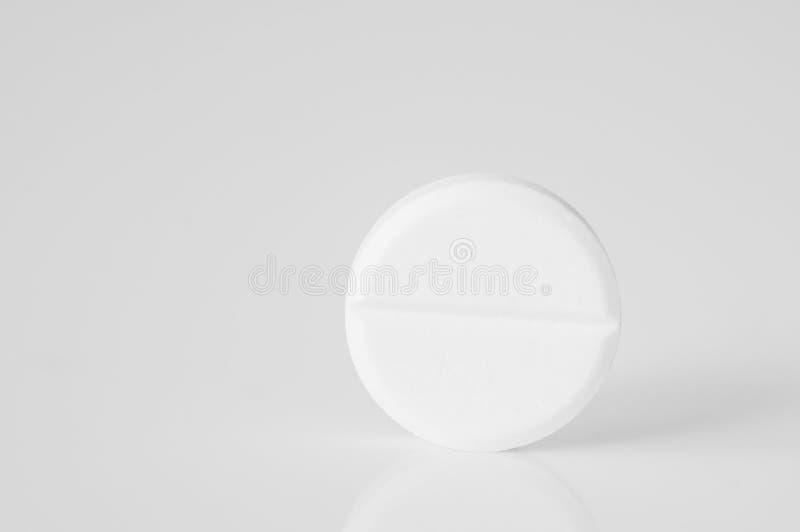 唯一的药片 免版税图库摄影