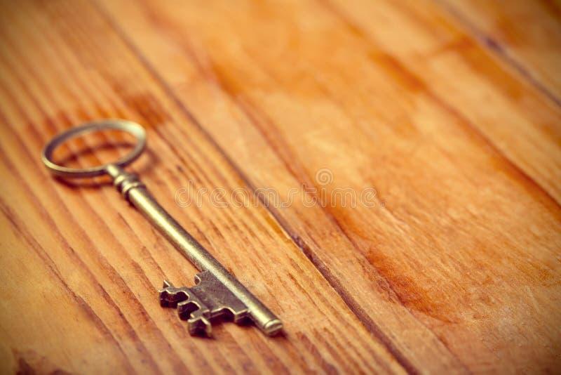 唯一葡萄酒钥匙 免版税库存照片