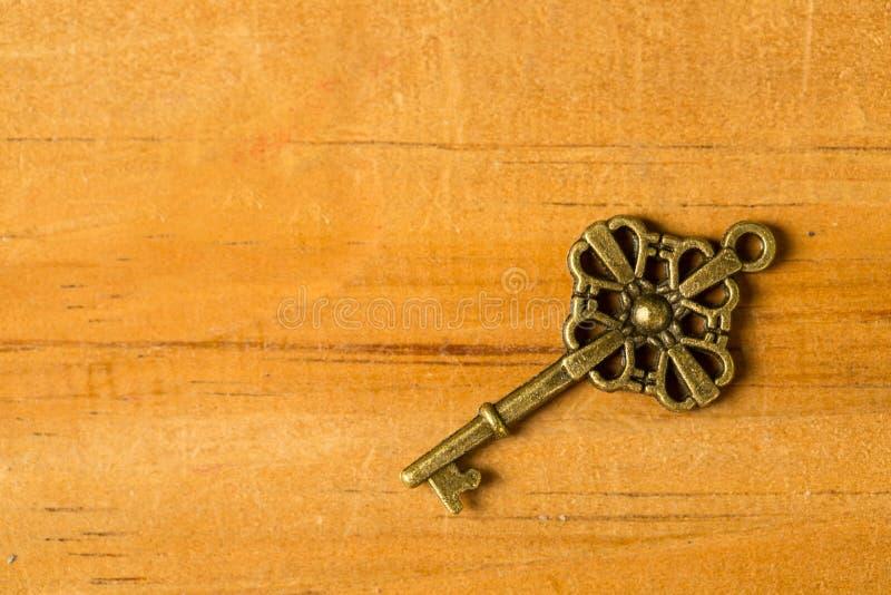 唯一葡萄酒钥匙 库存图片