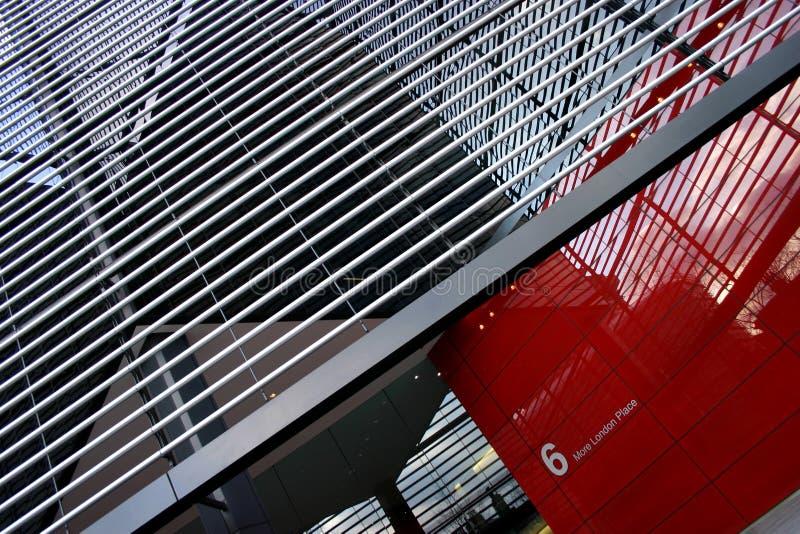 商业伦敦 图库摄影