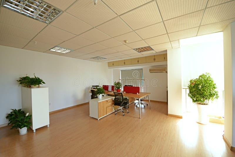 商业公司简单的办公室 图库摄影