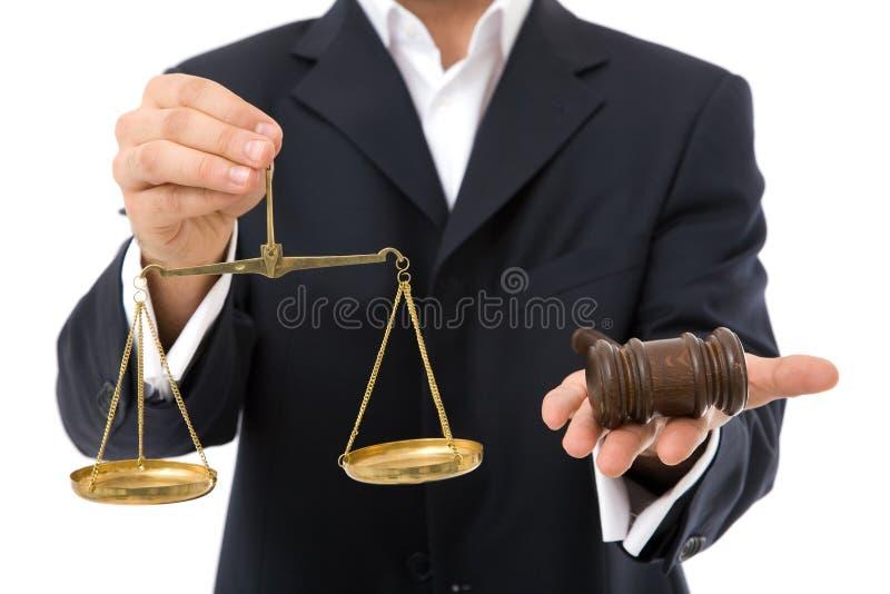 商业法 库存照片