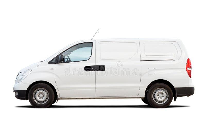 商业轻型车辆 免版税库存照片