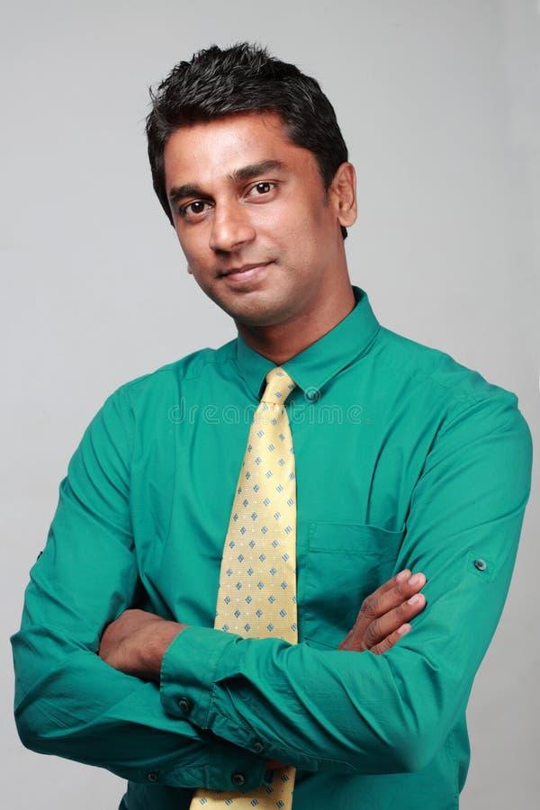 商业主管印地安人 免版税库存图片