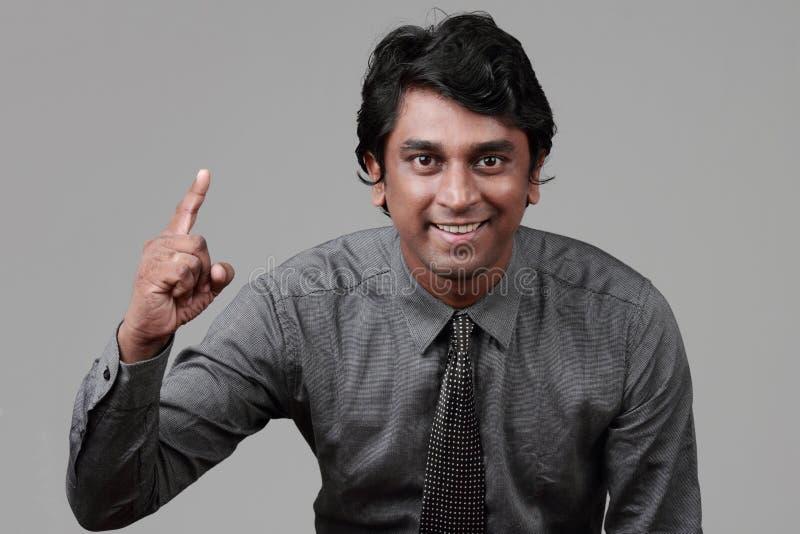 商业主管印地安人 免版税库存照片