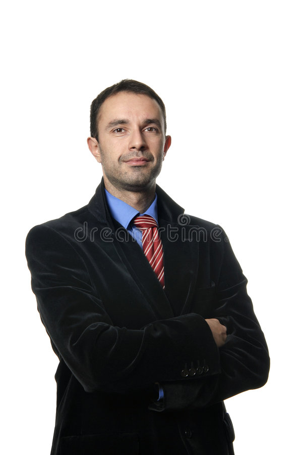 商人 免版税库存照片