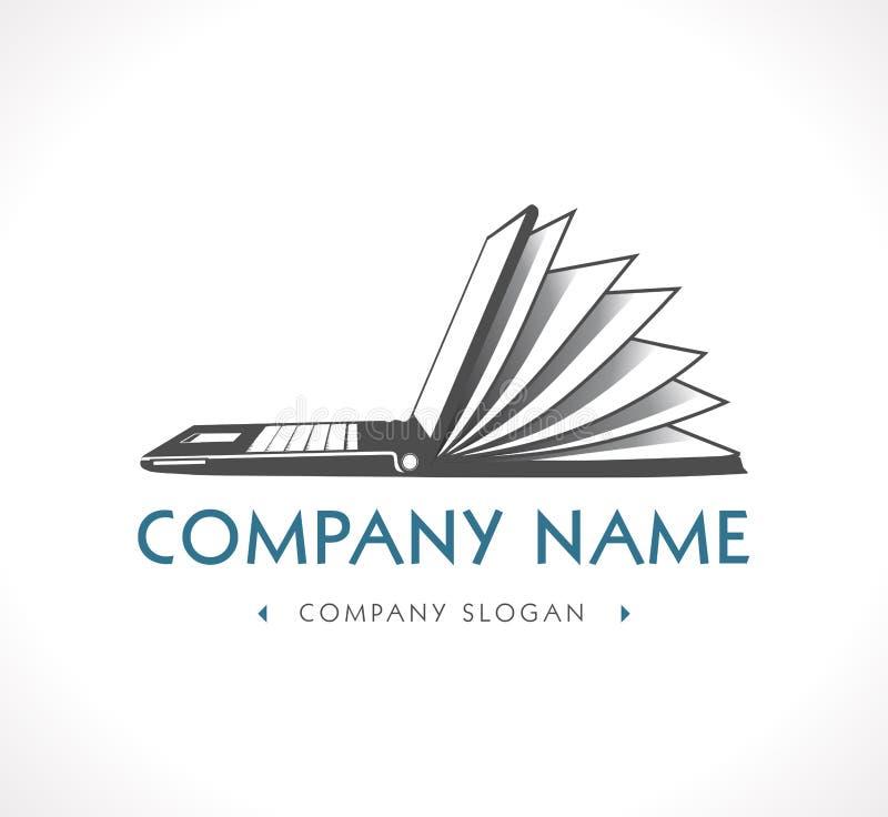 商标-知识库,电子教学 向量例证