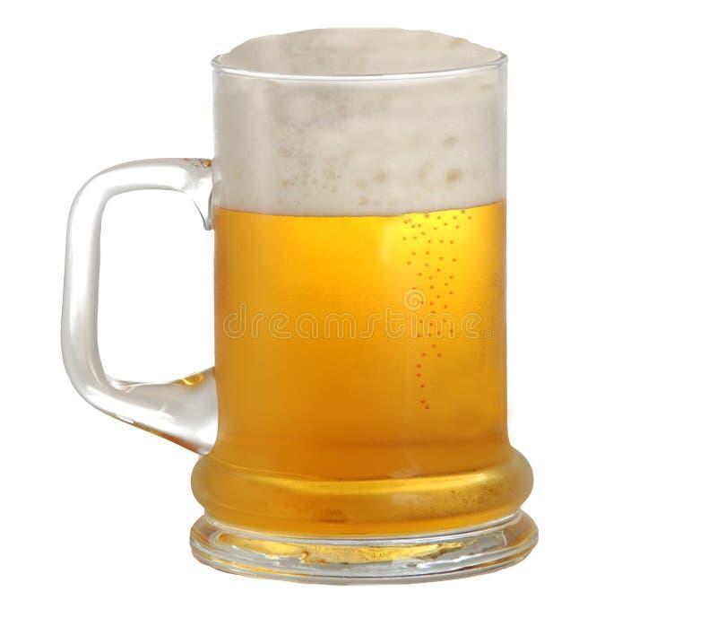 啤酒品脱 免版税库存照片