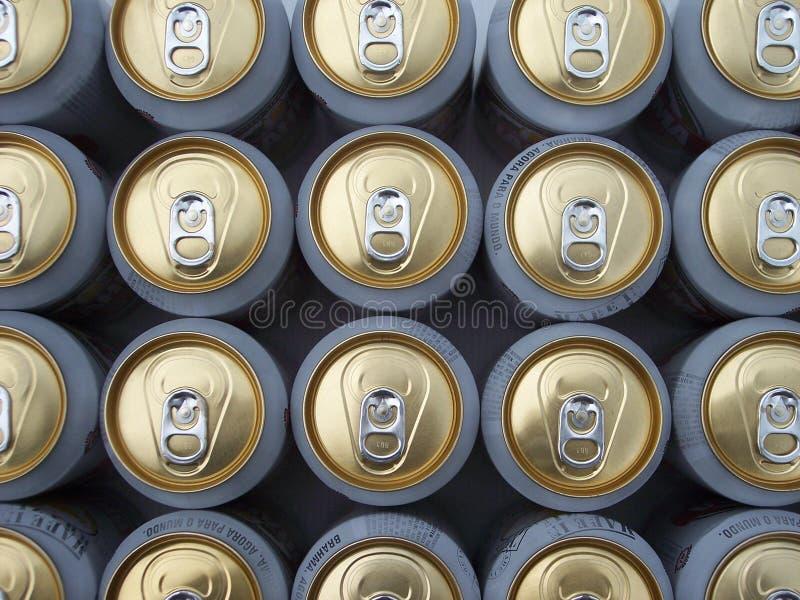啤酒地毯 库存照片