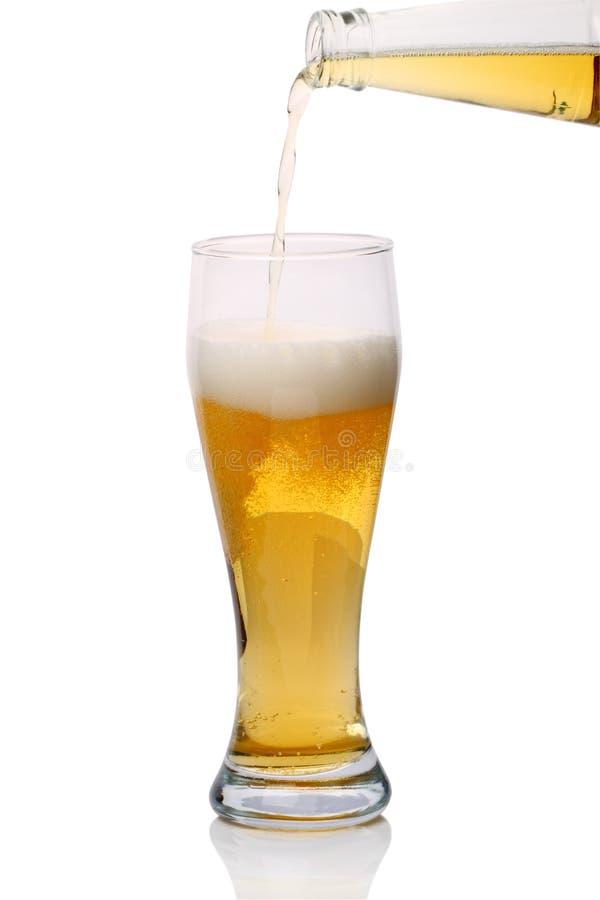 啤酒贮藏啤酒 免版税库存图片